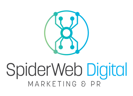 SpiderWeb Digital Marketing Logo