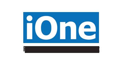 iOne Building Logo