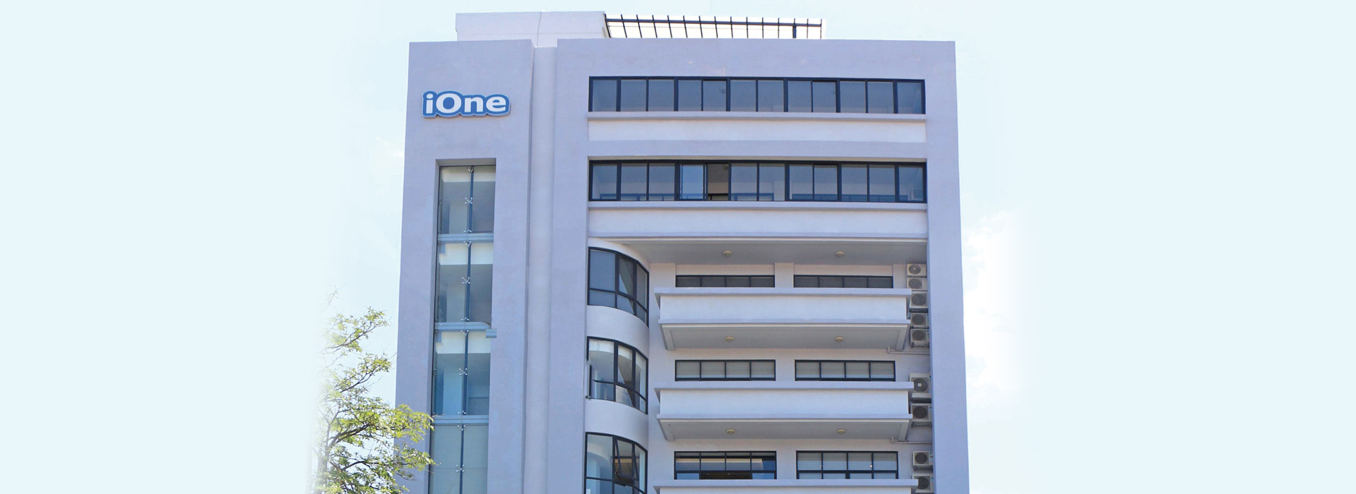 iOne Building in Phnom Penh