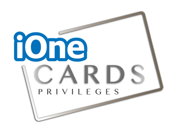 iOneCards Logo