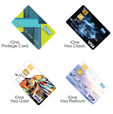 iOne Visa Card