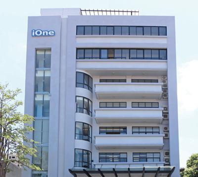iOne Building Phnom Penh Cambodia
