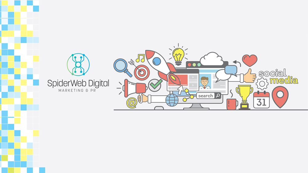 SpiderWeb Digital Marketing Banner