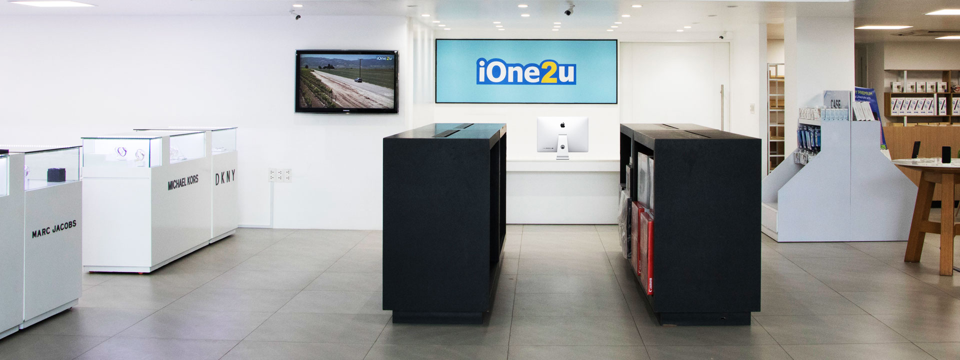 iOne2u Store Photo Gallery